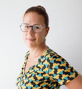 Hebamme Martina Klasz - Portrait
